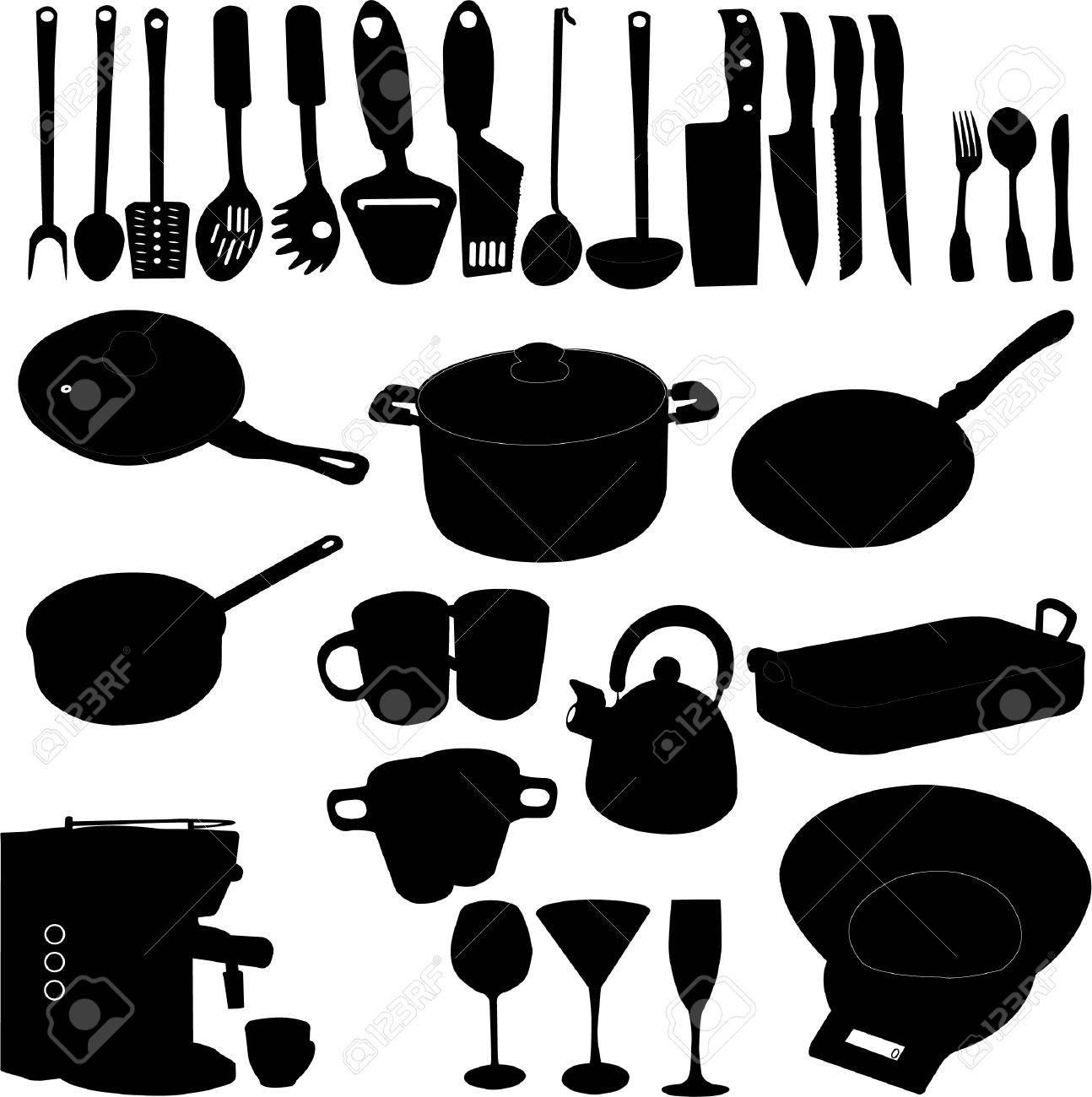 kitchen tool - vector Stock Vector - 6203802