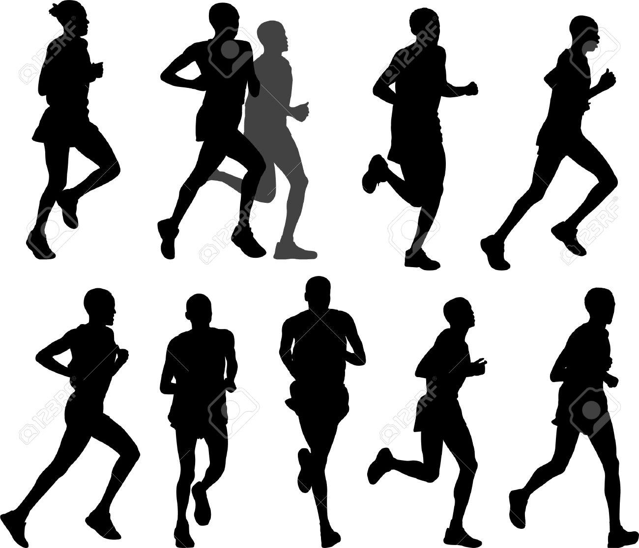 marathon runners - 9427332