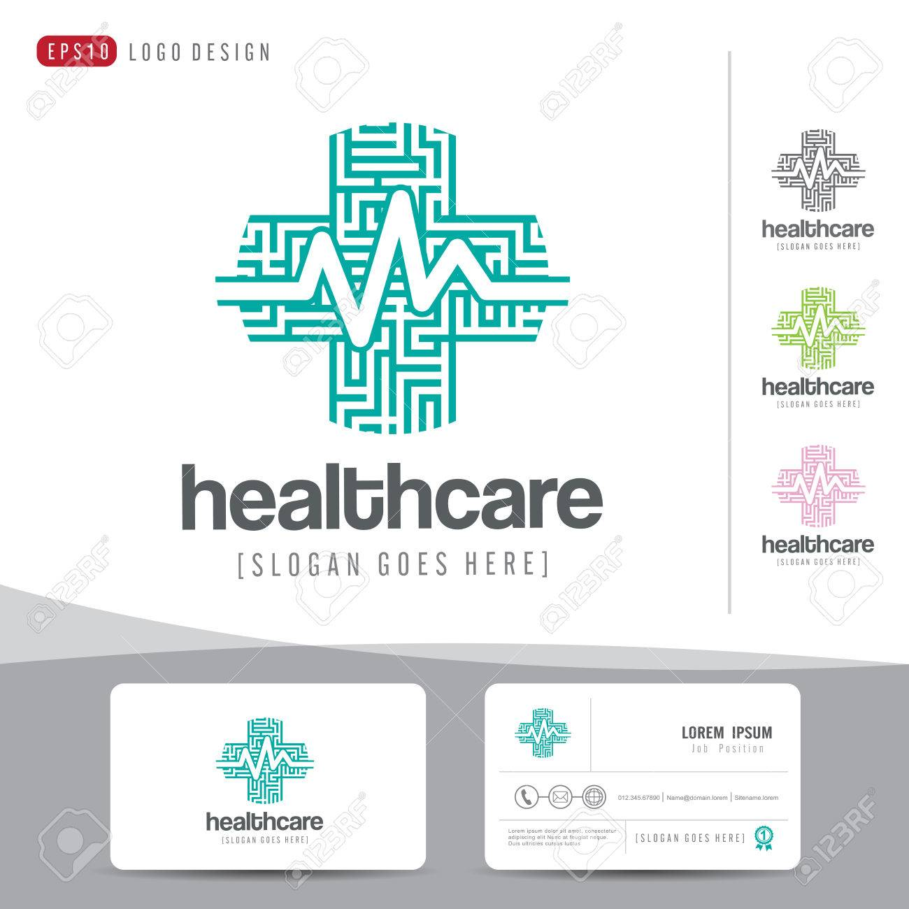 Health Service Business Cards Stock Photos. Royalty Free Health ...