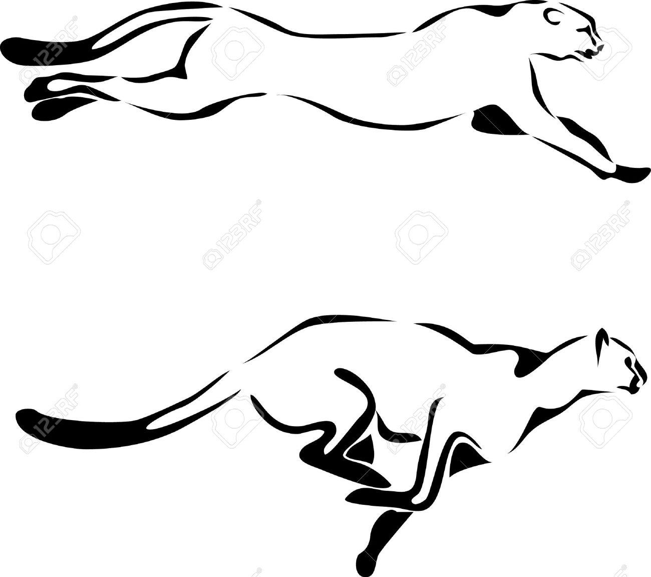 cheetah logo royalty free cliparts vectors and stock illustration image 10709627 cheetah logo