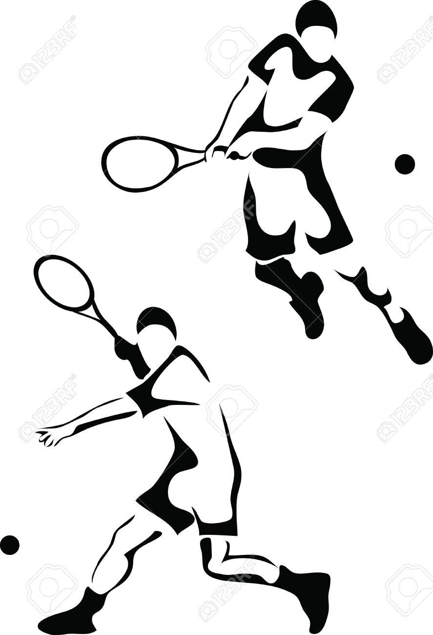 image logo tennis