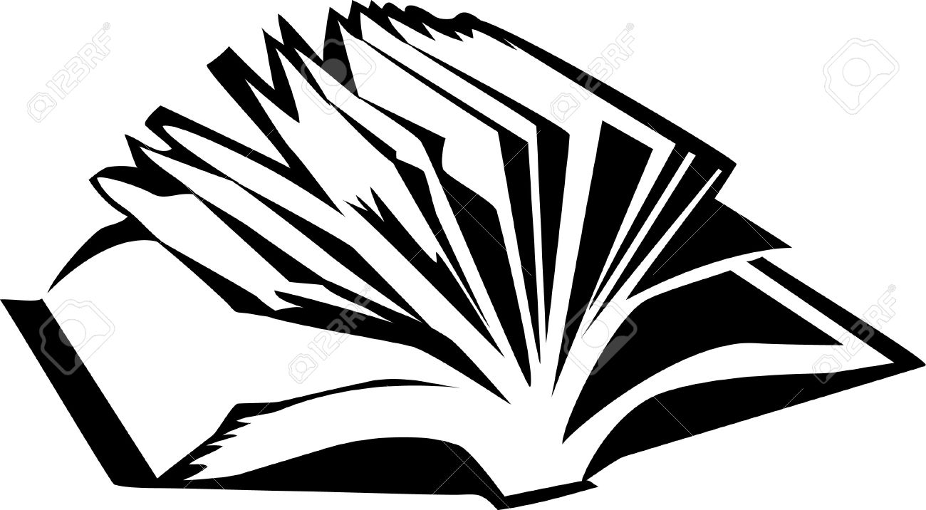 Favori Open Book Logo Royalty Free Cliparts, Vectors, And Stock  DJ69