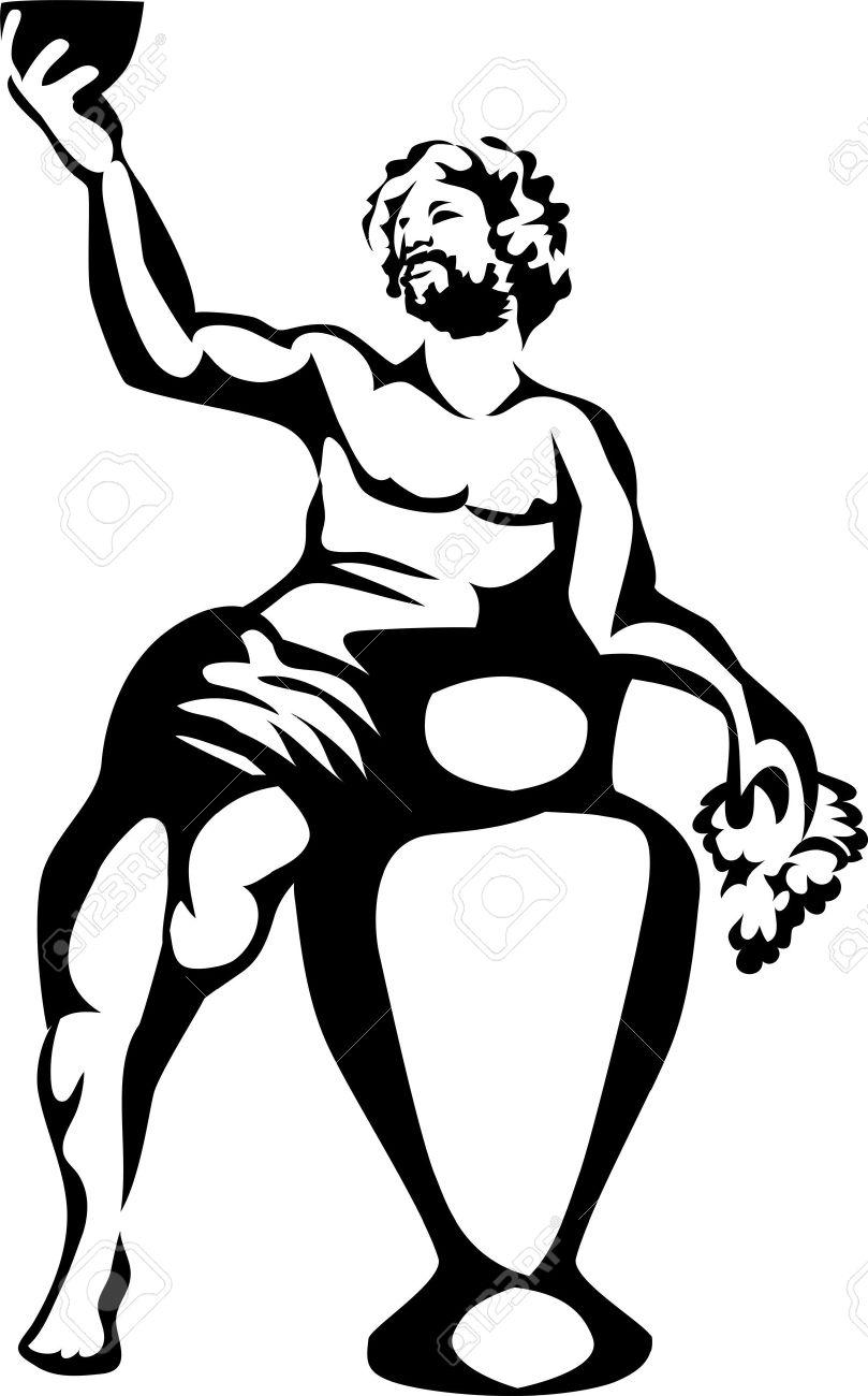 Greek god dionysos royalty free cliparts vectors and stock greek god dionysos stock vector 53823505 buycottarizona