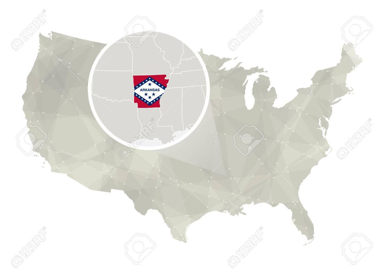 Arkansas Maps And Data MyOnlineMapscom AR Maps State Arkansas
