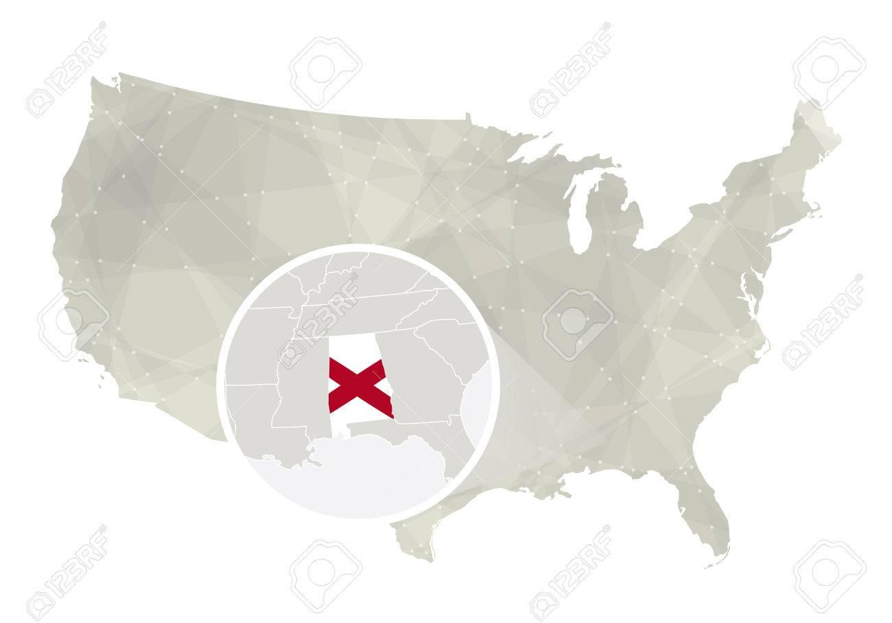 Usa Map Alabama State Alabama Outline Maps And Map LinksAlabama - Us map of alabama