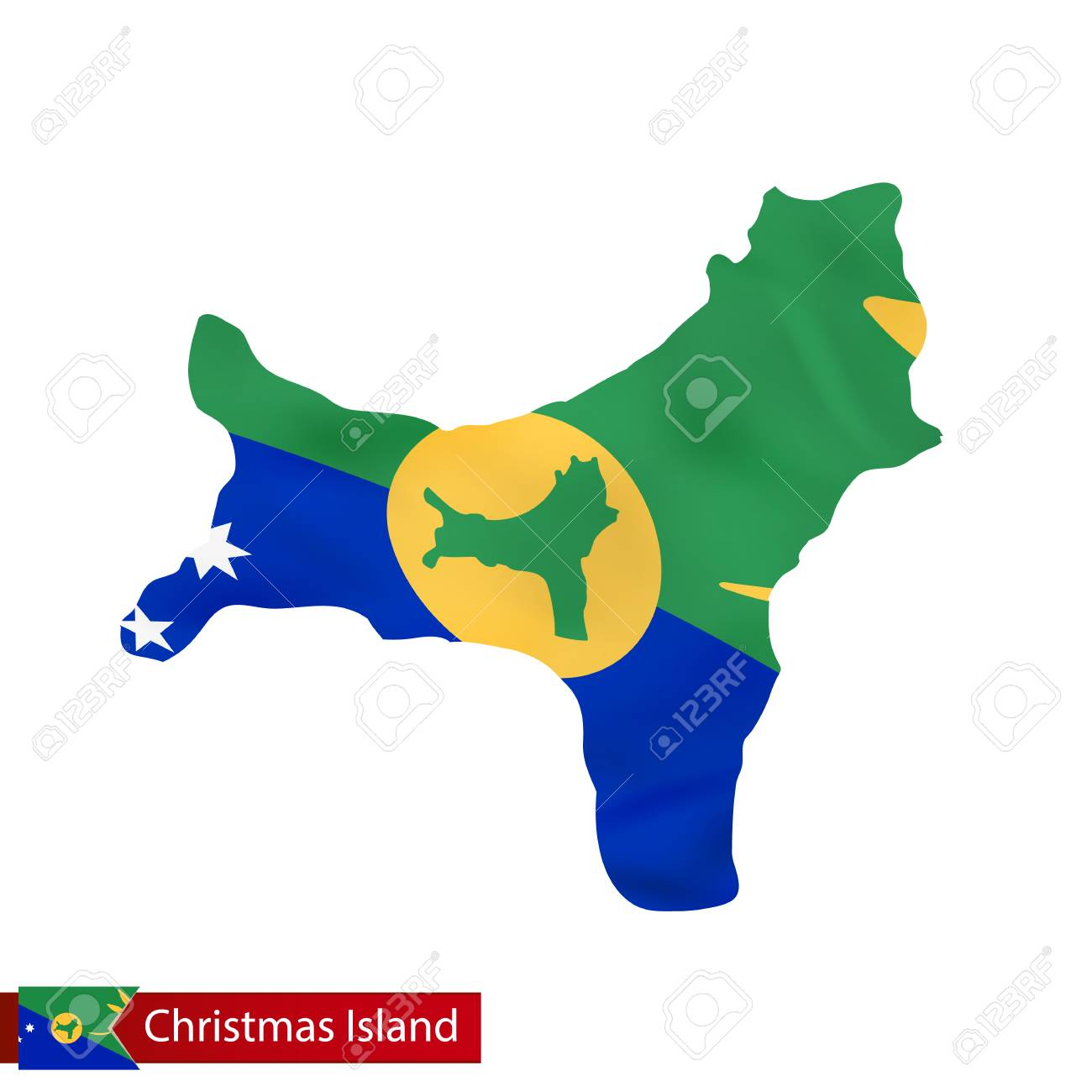 Christmas Island map with waving flag of country. on pitcairn islands, solomon islands, kauai island outline map, antarctica map, easter island map, pitcairn islands map, usa government map, marshall islands, asia map, fiji map, solomon islands map, cayman islands, northern mariana islands, cocos islands, south georgia and the south sandwich islands, faroe islands, pacific isles map, australia map, mcdonald islands map, islands of kiribati map, indian ocean, new caledonia, pacific ocean map, macau map, united states minor outlying islands map, southeast asia, cook islands, turks and caicos islands, maldives map, galápagos islands map, nauru map, sunset island ocean city maryland map, norfolk island, pacific islands map,