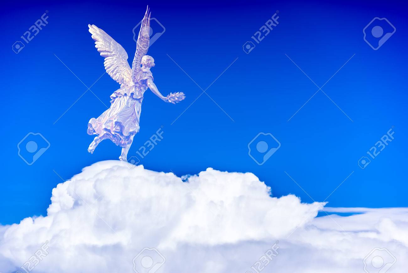 Angel as a symbol of love kindness and peace in heaven stock photo angel as a symbol of love kindness and peace in heaven stock photo 66197396 biocorpaavc Images