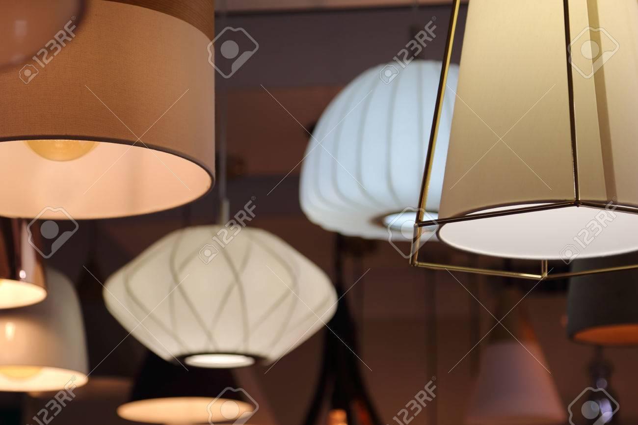 Lampes Decoratives Plafond Moderne Decoration Interieure Banque D