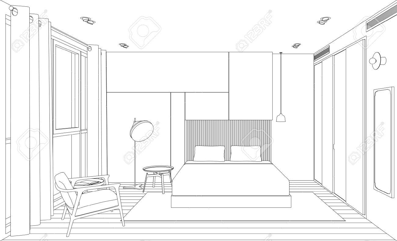 Comment Dessiner Un Canapé En Perspective - Fashion Designs