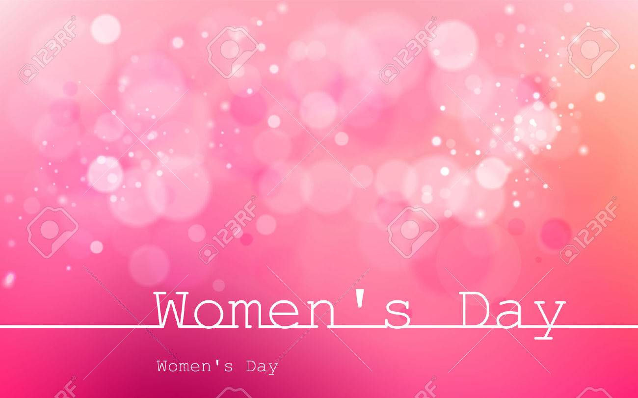 International Womens Day on March 8. Used for dackgrounds, illustrations, images and vectors and icons. - 50325638