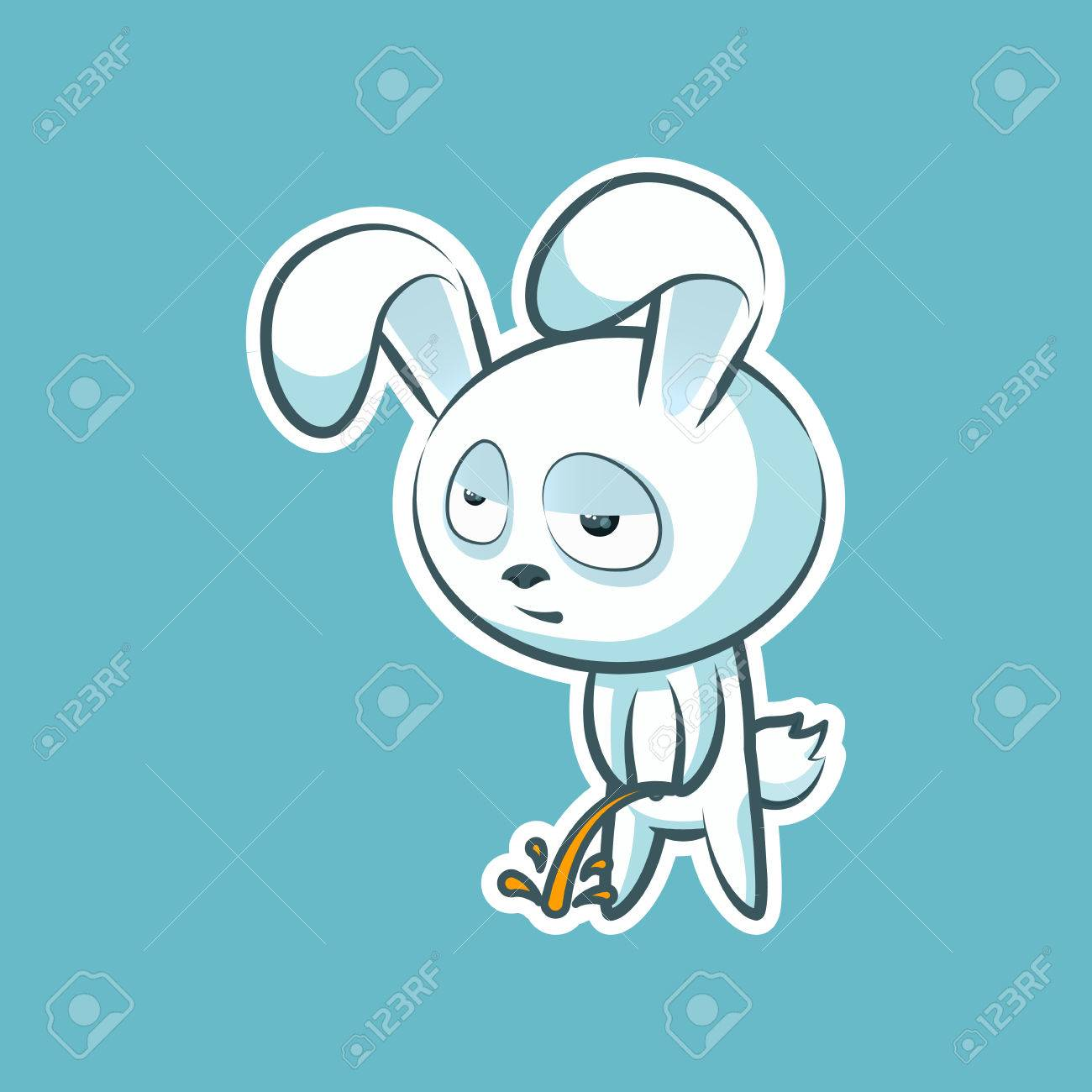 Sticker emoji emoticon emotion pee with laid back view vector sticker emoji emoticon emotion pee with laid back view vector isolated illustration character sweet biocorpaavc Image collections