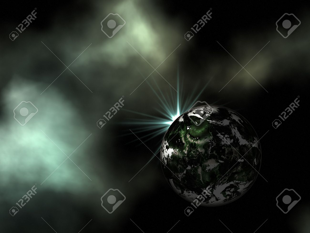 Space Stock Photo - 3127404