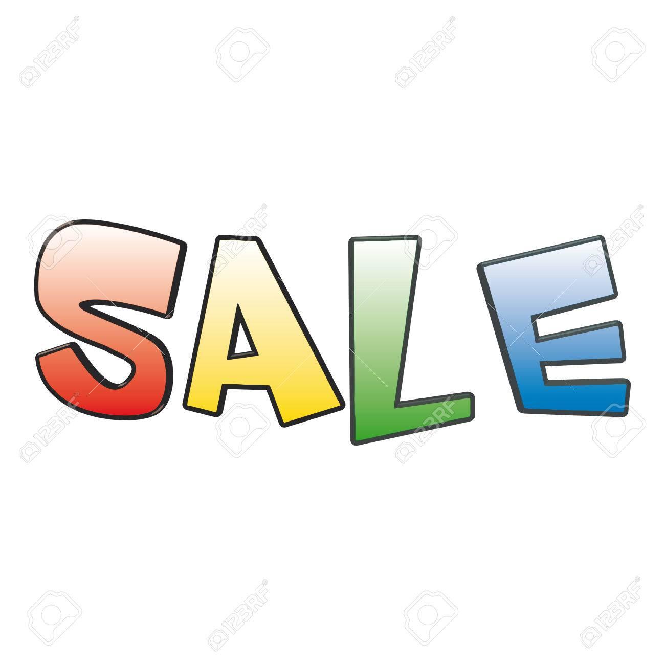 Sale. Stock Vector - 6031668