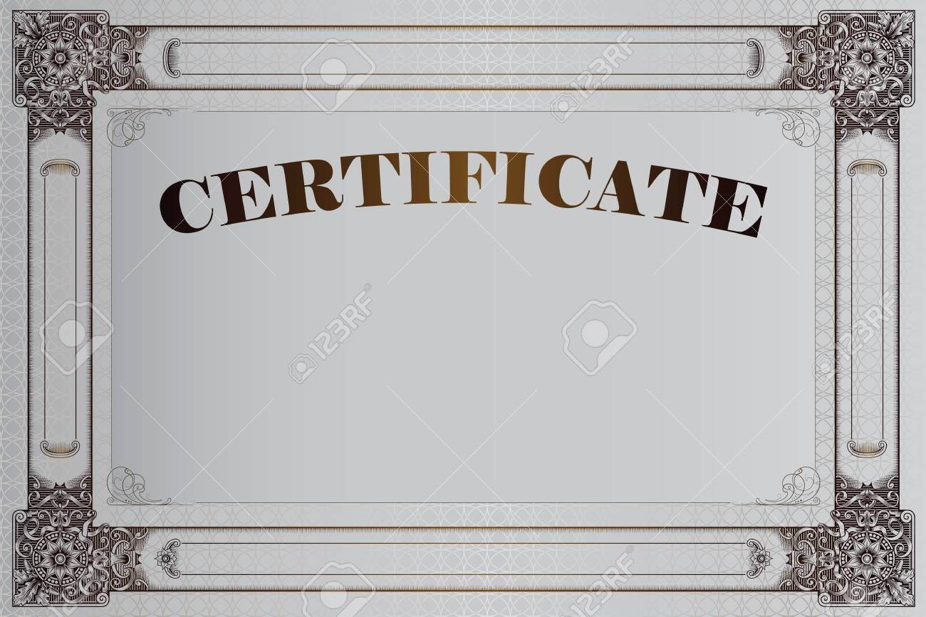 Ungewöhnlich Vorlage Eines Zertifikats Fotos - Beispiel Business ...