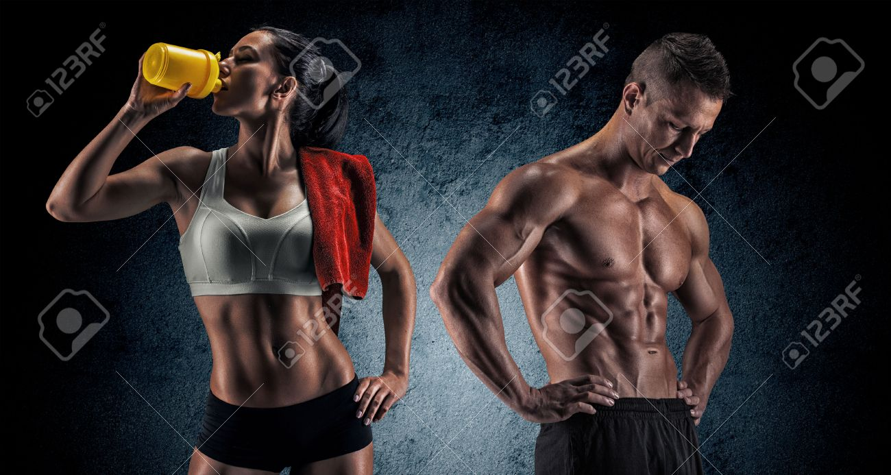Bodybuilding Stock Photos And Images - 123RF