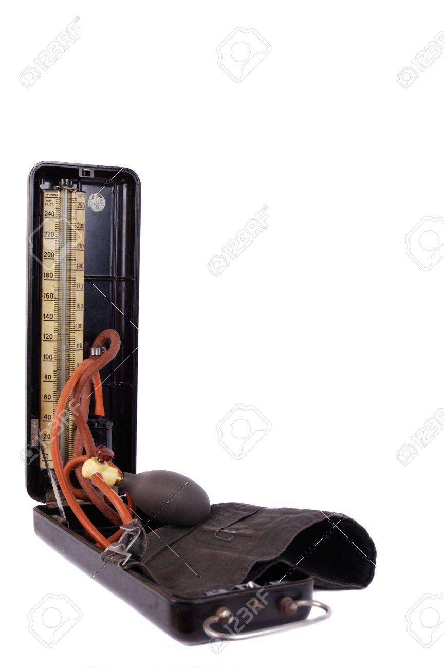 retro tonometer-2 Stock Photo - 12284279