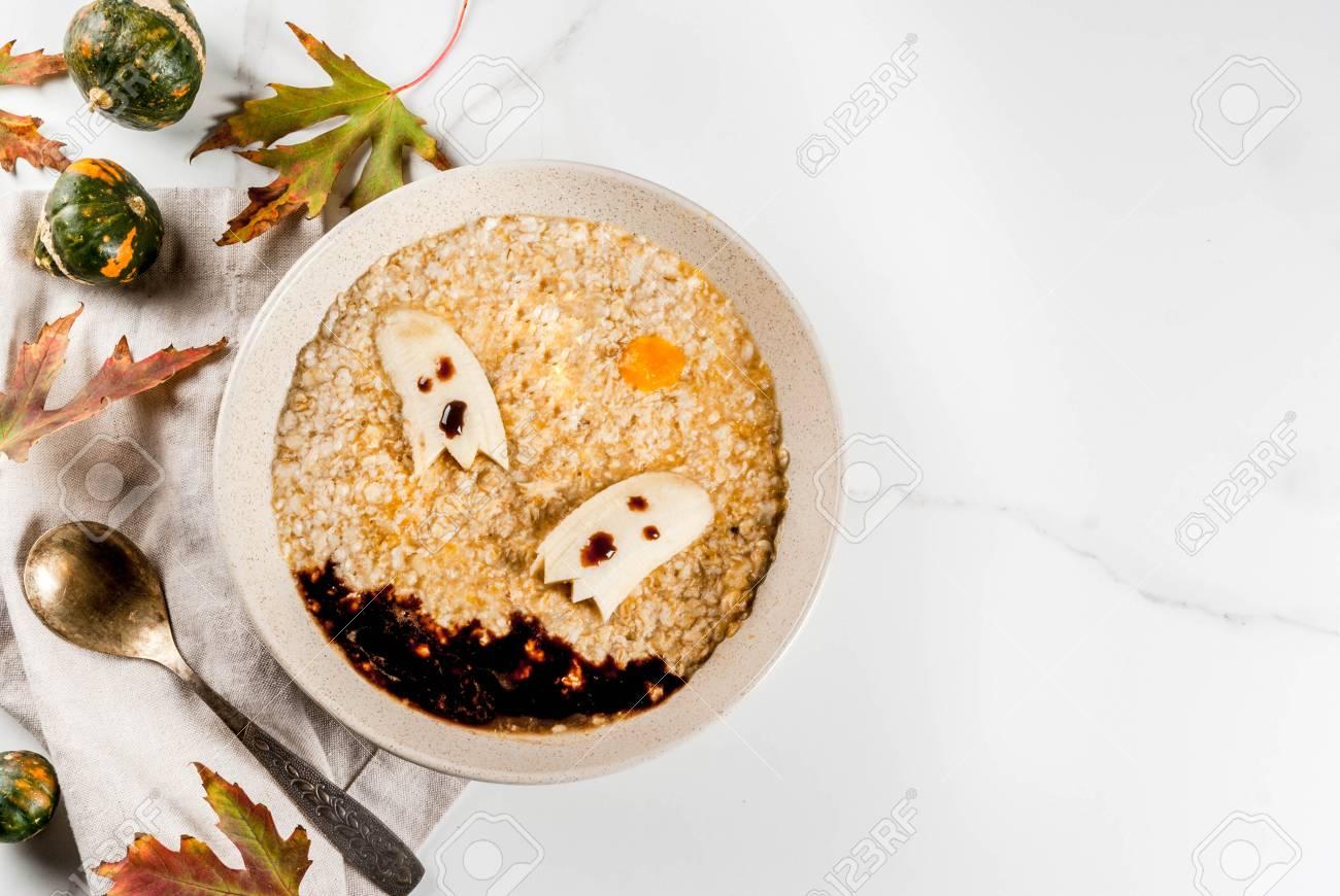 Hilo Chat para hablar de todo. - Página 38 87563102-recetas-de-comida-de-halloween-para-ni%C3%B1os-desayuno-de-ni%C3%B1os-con-avena-dulce-de-calabaza-con-fantasmas-come