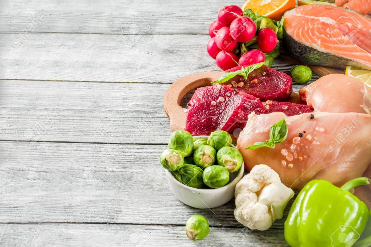raw food diet plus meat