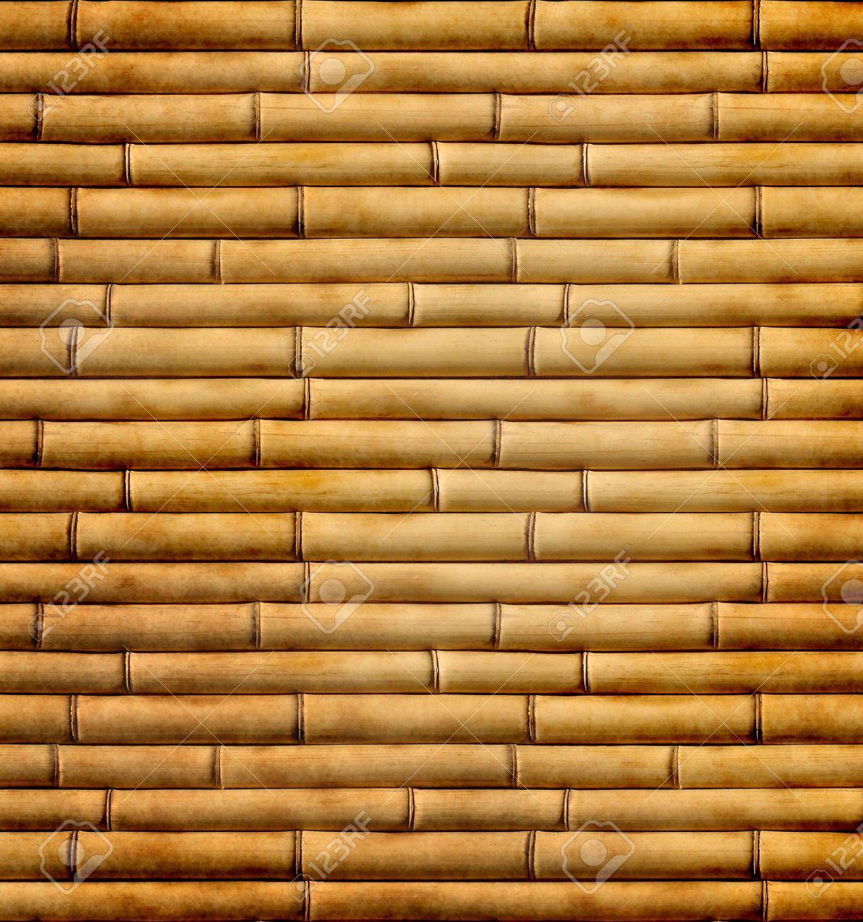 nice bamboo texture Stock Photo - 5099760