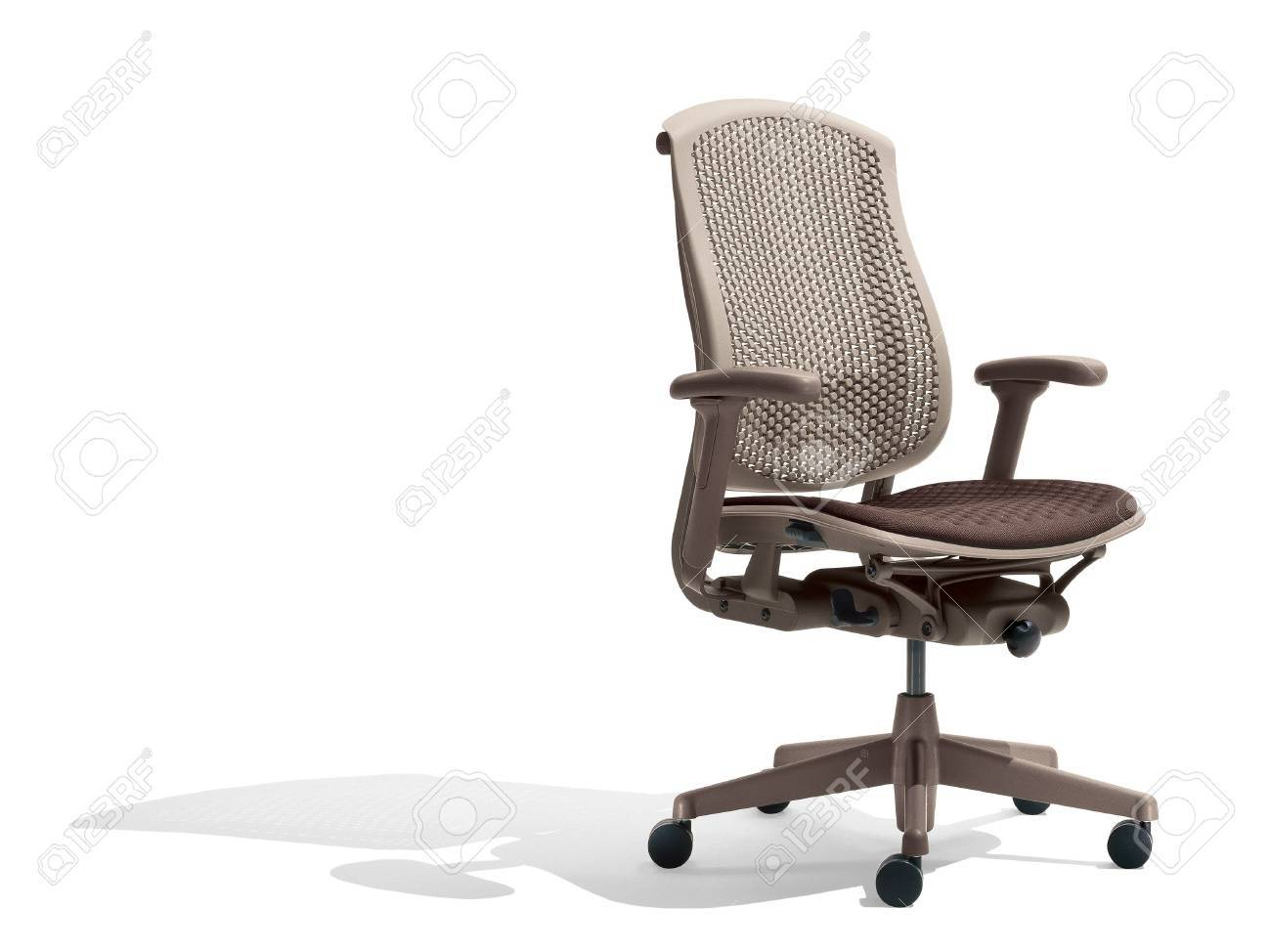 stylish office chair Stock Photo - 5110680
