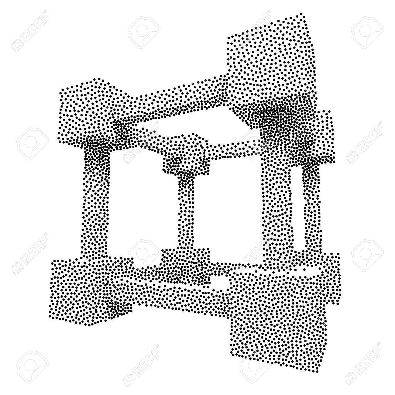 Awesome Segments 8 3d Wireframe Cube Adornment - Electrical Diagram ...