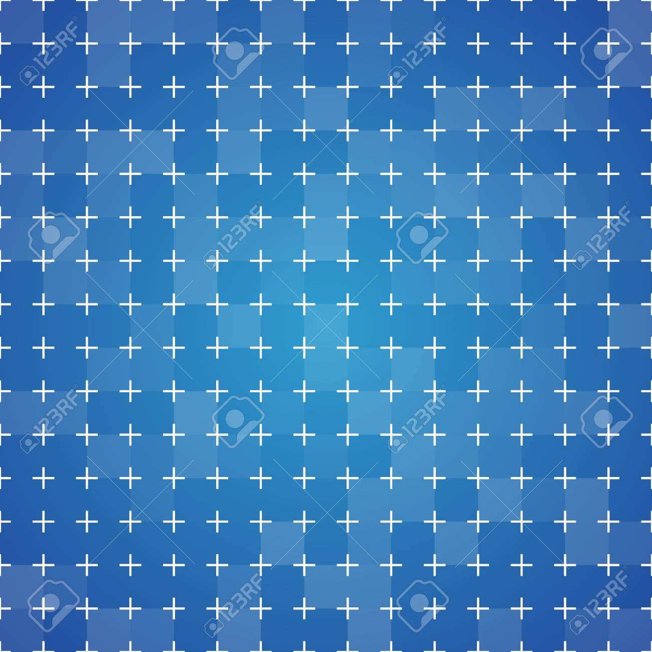 Blueprint background with cross marking grid vintage colorful blueprint background with cross marking grid vintage colorful texture vector illustration stock malvernweather Images