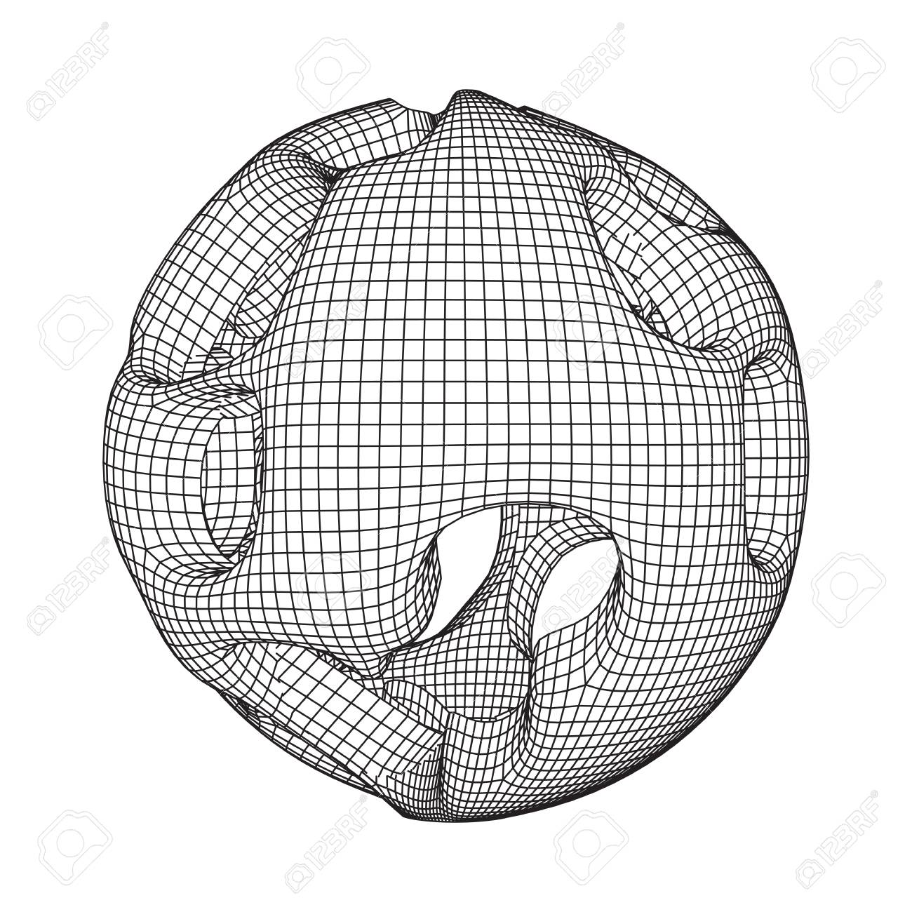 Luxury Wire Globe Vector Picture Collection - Simple Wiring Diagram ...