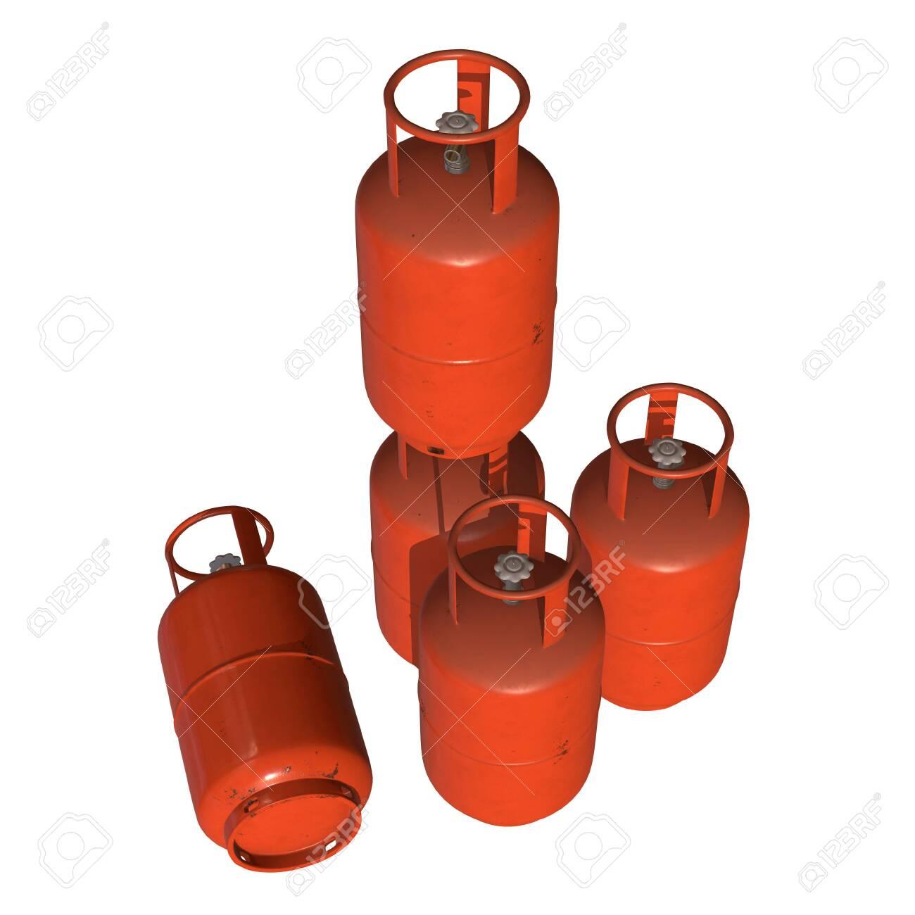Gas cylinder lpg tank gas-bottle  Propane gas-cylinder balloon