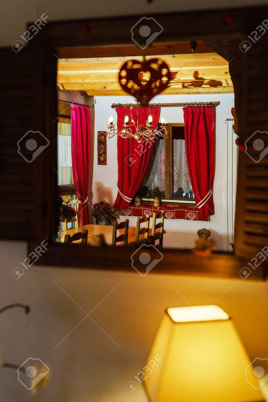 Maison De Campagne Interieur Confortable Dans Le Style Alsacien Maison D Hotes Dans Un Petit Village