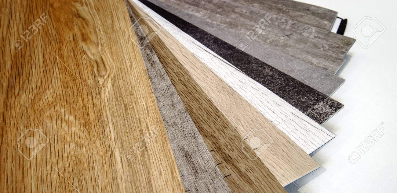 Natürliche Holz Laminat Proben Für Bodenbelag, Innenarchitektur ...