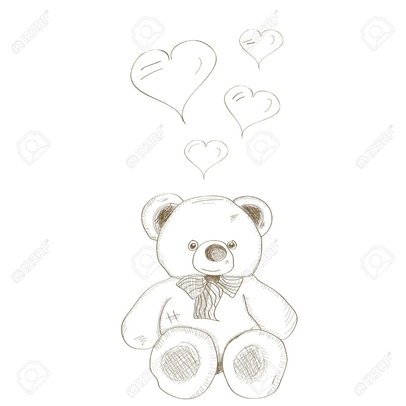 Herz bilder gezeichnet
