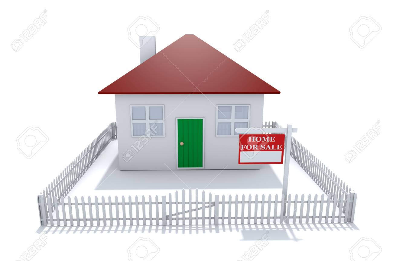 House for sale Stock Photo - 16858501