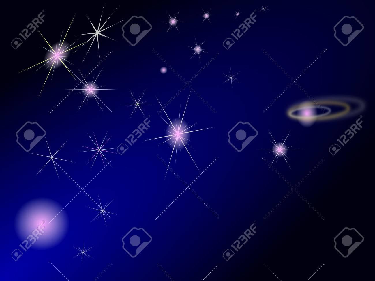 stars Stock Vector - 5181133