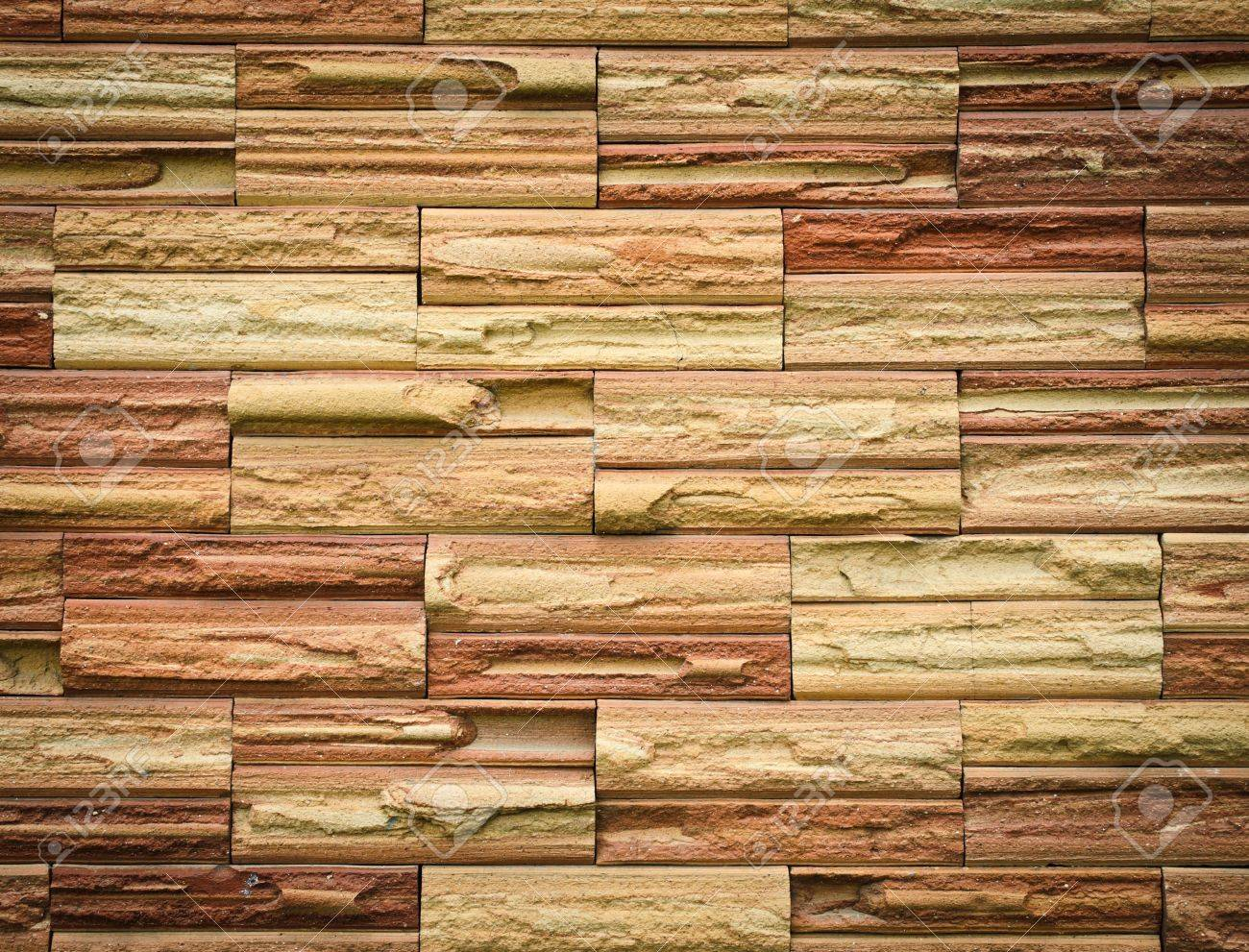 background of modern stone brick wall pattern stock photo picture