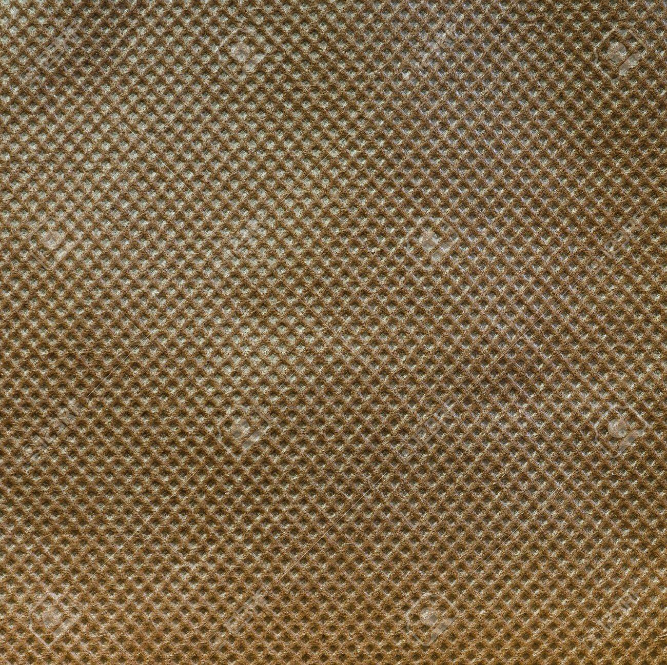 Brown nonwoven fabric texture background Stock Photo - 18707358
