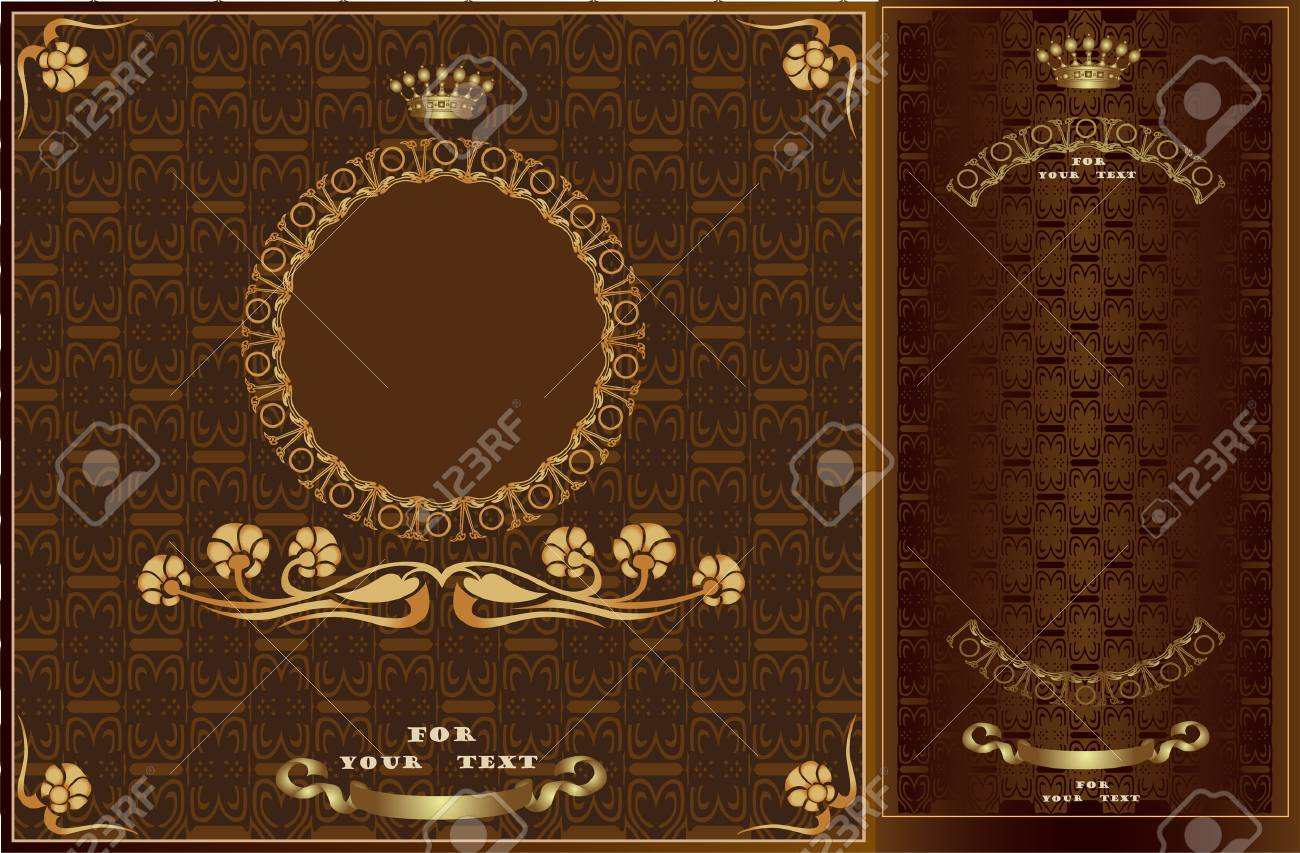 background pattern advertising Stock Vector - 7740437
