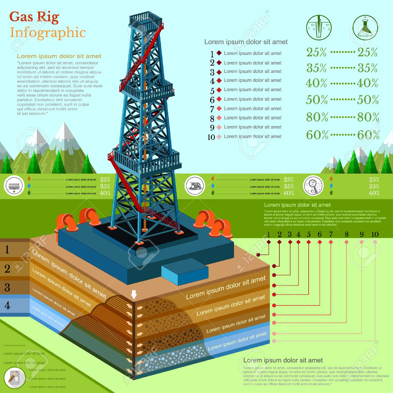 32941603-oil-derrick-tower-or-gas-rig-in