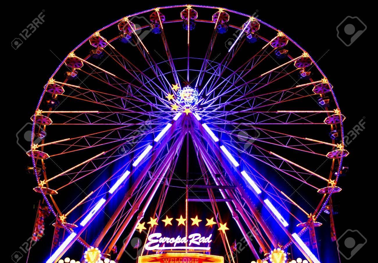 Supergiant Amusement Park, THAILAND Stock Photo - 12444620