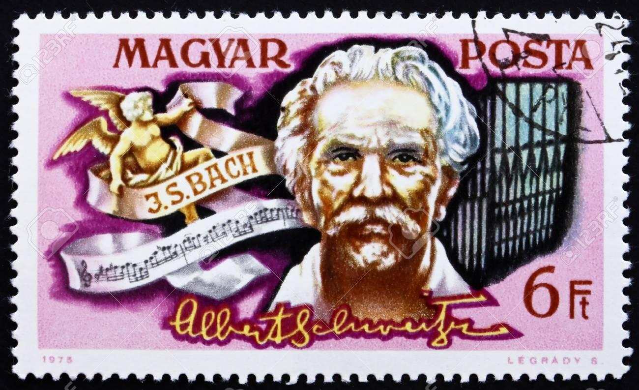 アルベルト・シュヴァイツァー