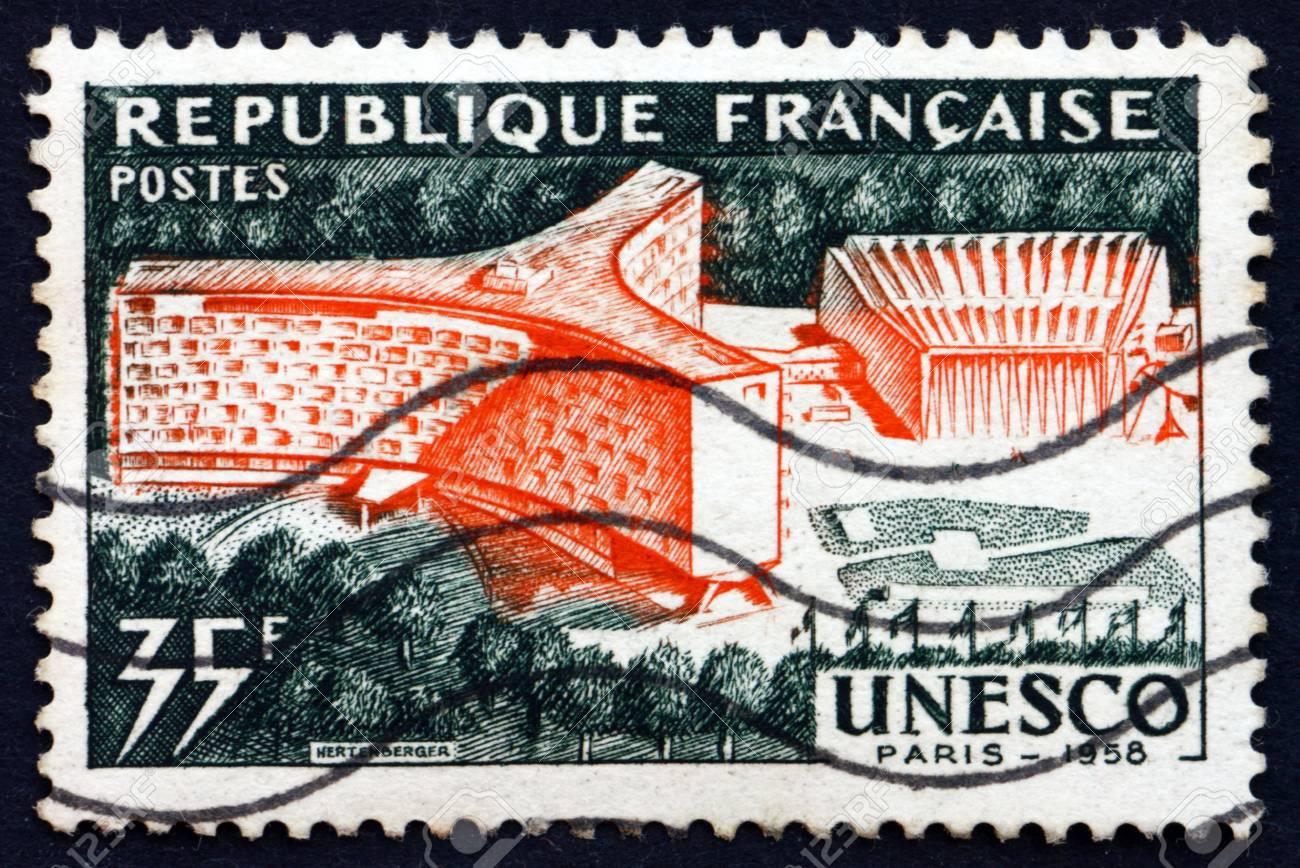 フランス - 1958 年頃: フランス...