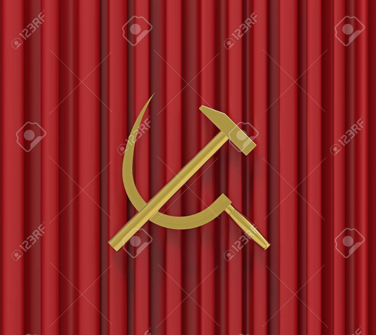 Hammer and sickle communist symbol 3d render stock photo hammer and sickle communist symbol 3d render stock photo 80206127 biocorpaavc Gallery