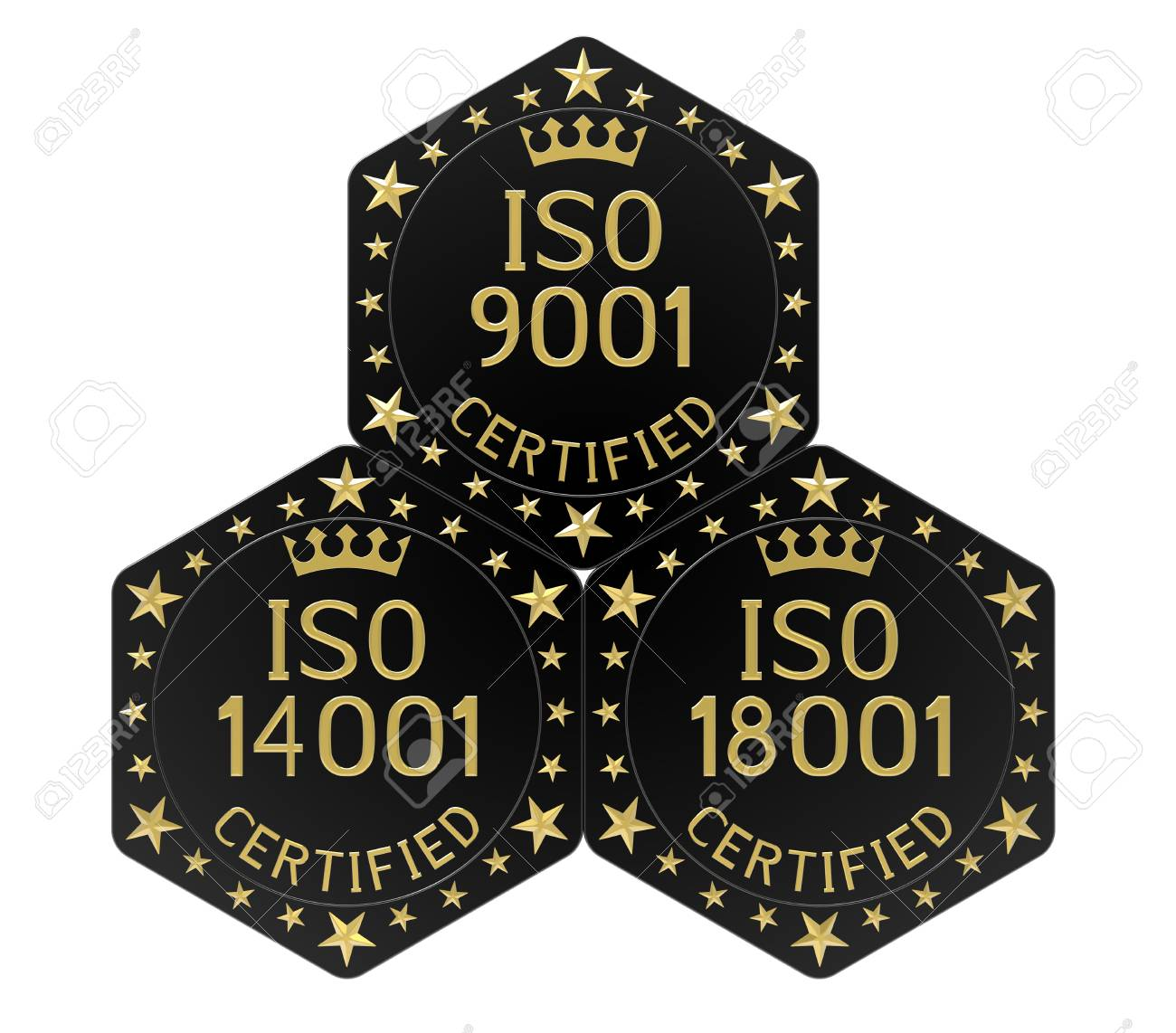 iso 14001 and ohsas 18001 integrated management system