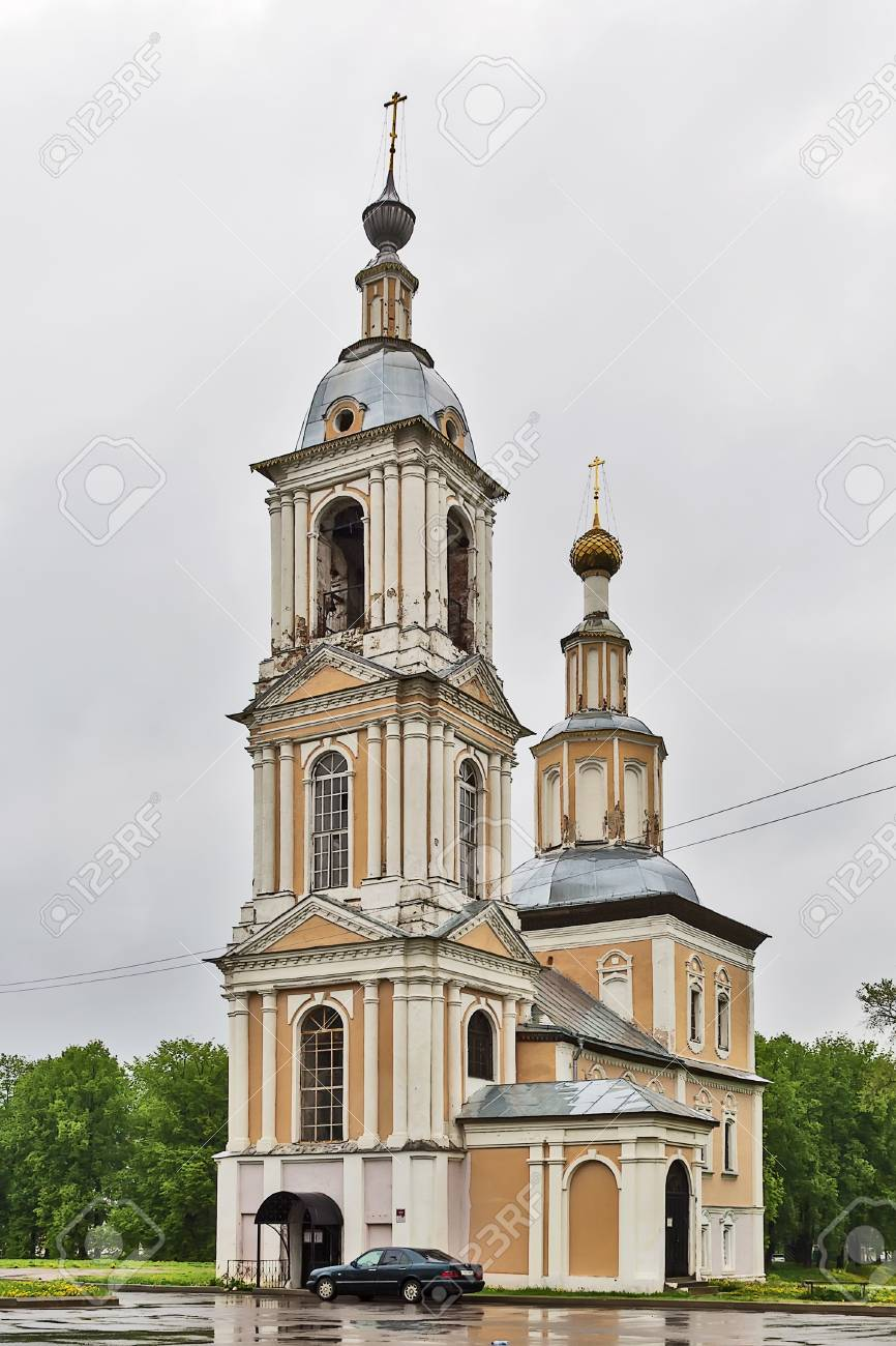 ウグリチ、ロシアのカザンの生神...