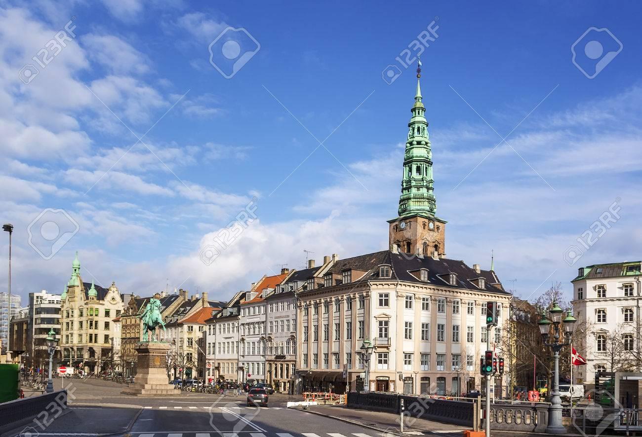 Hojbro Square Is A Rectangular Public Square Located In The City - Where is copenhagen located