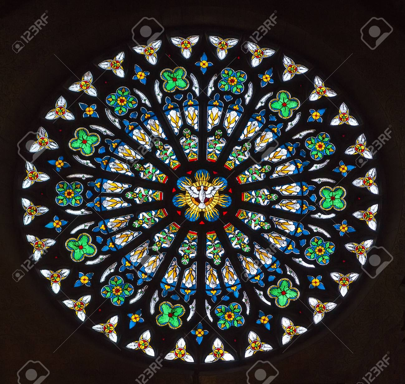 Stained Glass Window Patterns Magnificent Decoration