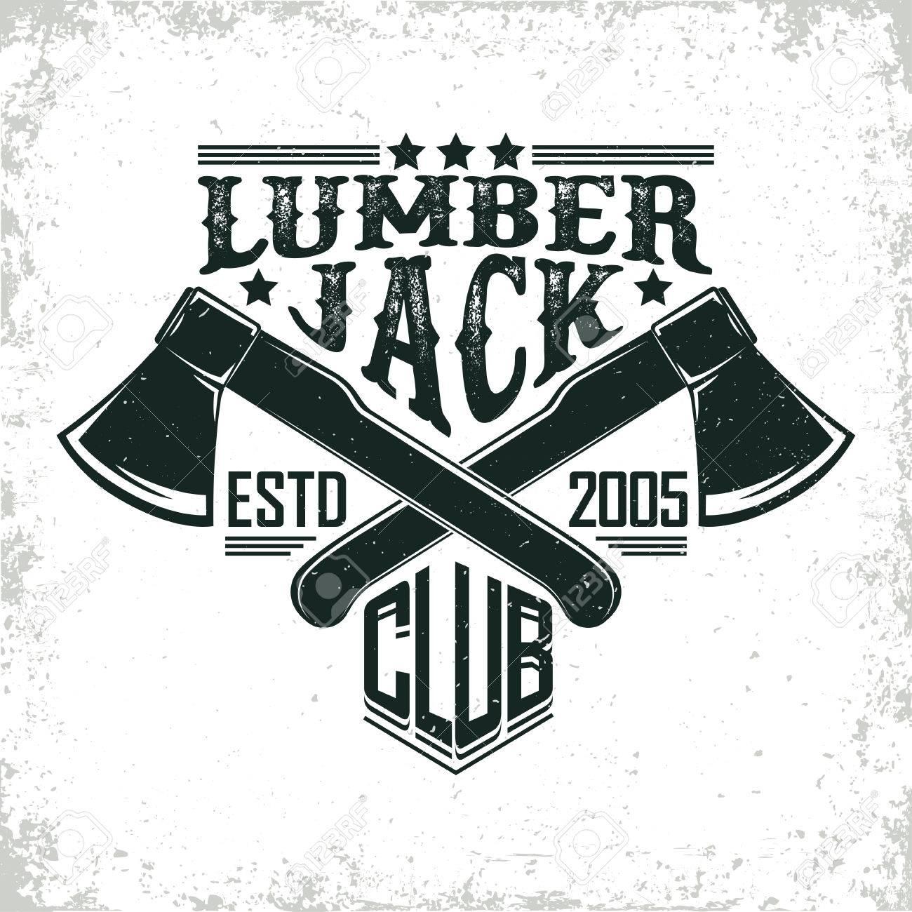 Vintage woodworking logo design, grange print stamp, creative carpentry typography emblem, Vector - 72244068