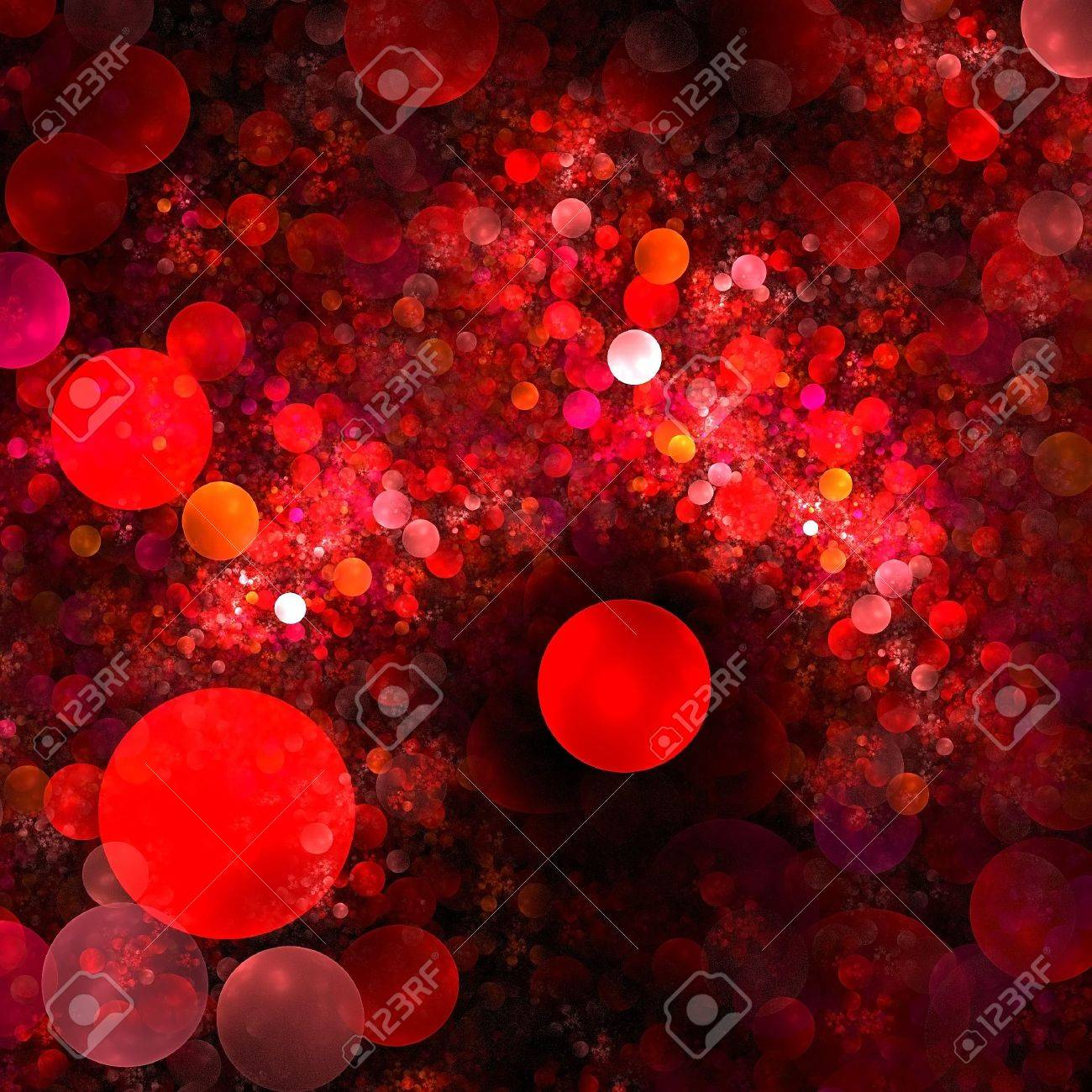 Abstract Background Red Black Abstract Background Red