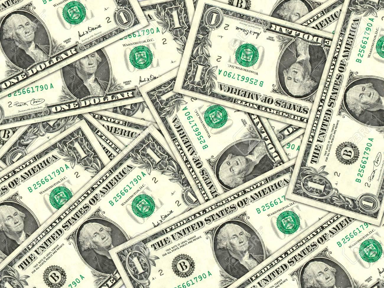 8x12 FT Money Vinyl Photography Background Backdrops,One Dollar Bill Buck Design American Federal Reserve Note Pattern Wealth Symbol Background Newborn Baby Portrait Photo Studio Photobooth Props