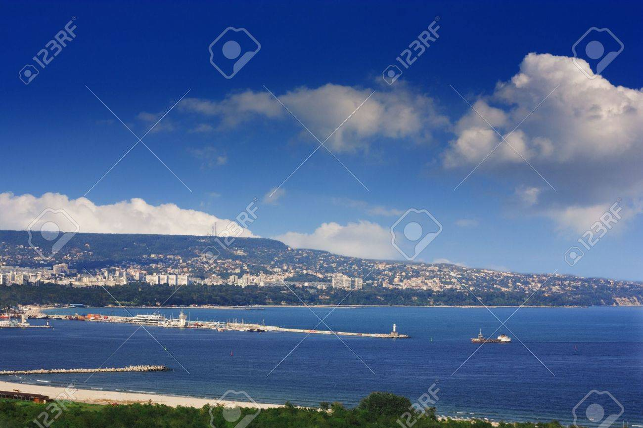 Varna,Bulgaria - view from Asparuhovo Stock Photo - 7910362