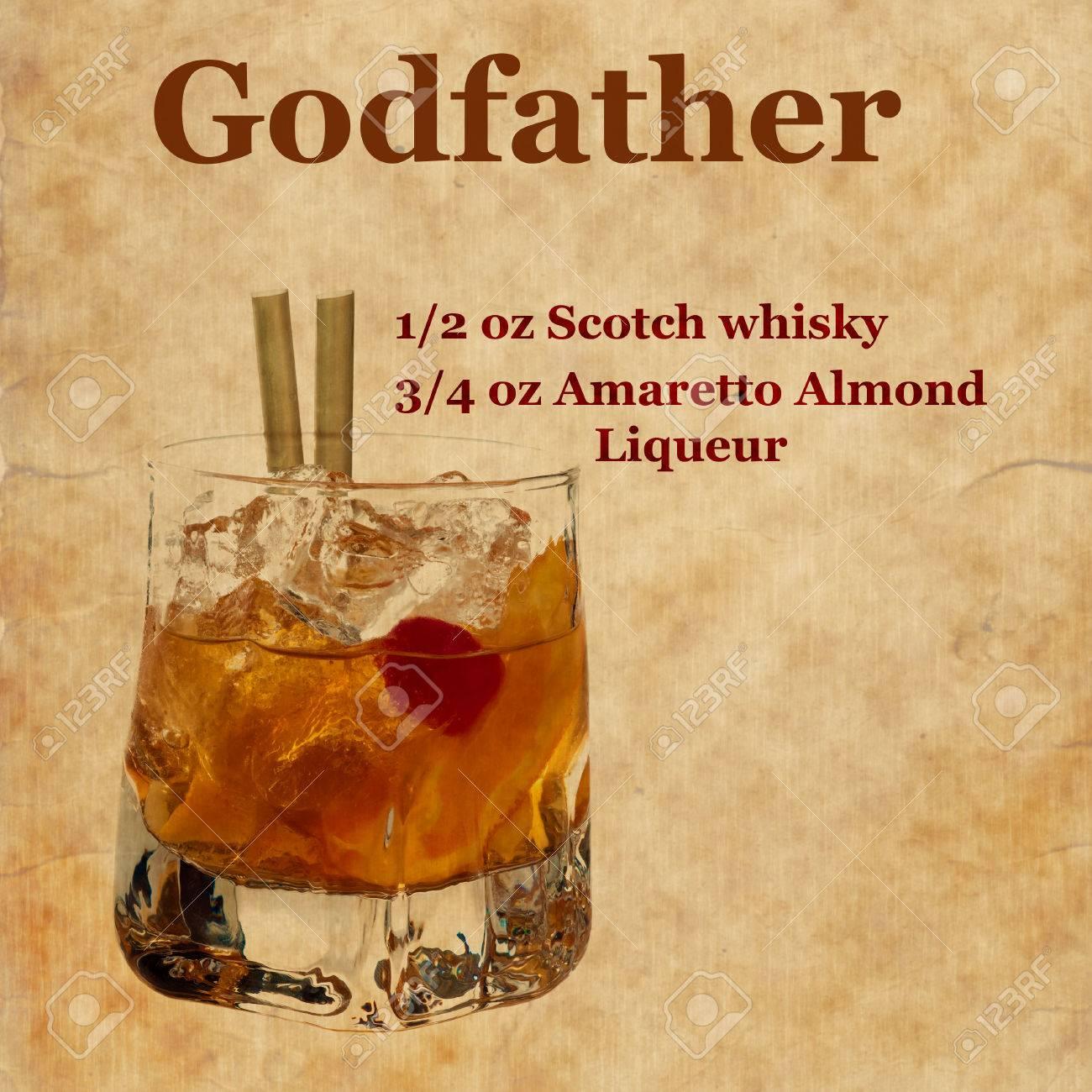 カクテル ゴッドファーザー おすすめのカクテル30選!初心者、お酒が苦手でも楽しめるものも。